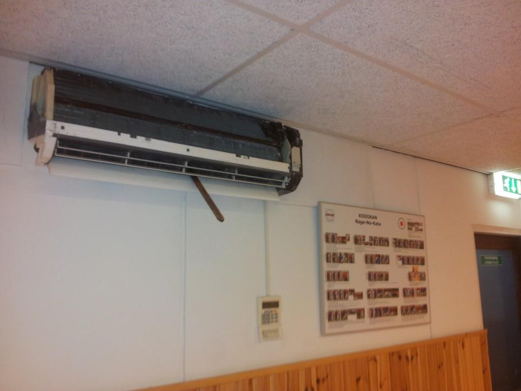Grondige ventilator schoonmaken