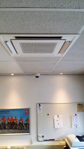 Cassette airco Daikin plafond