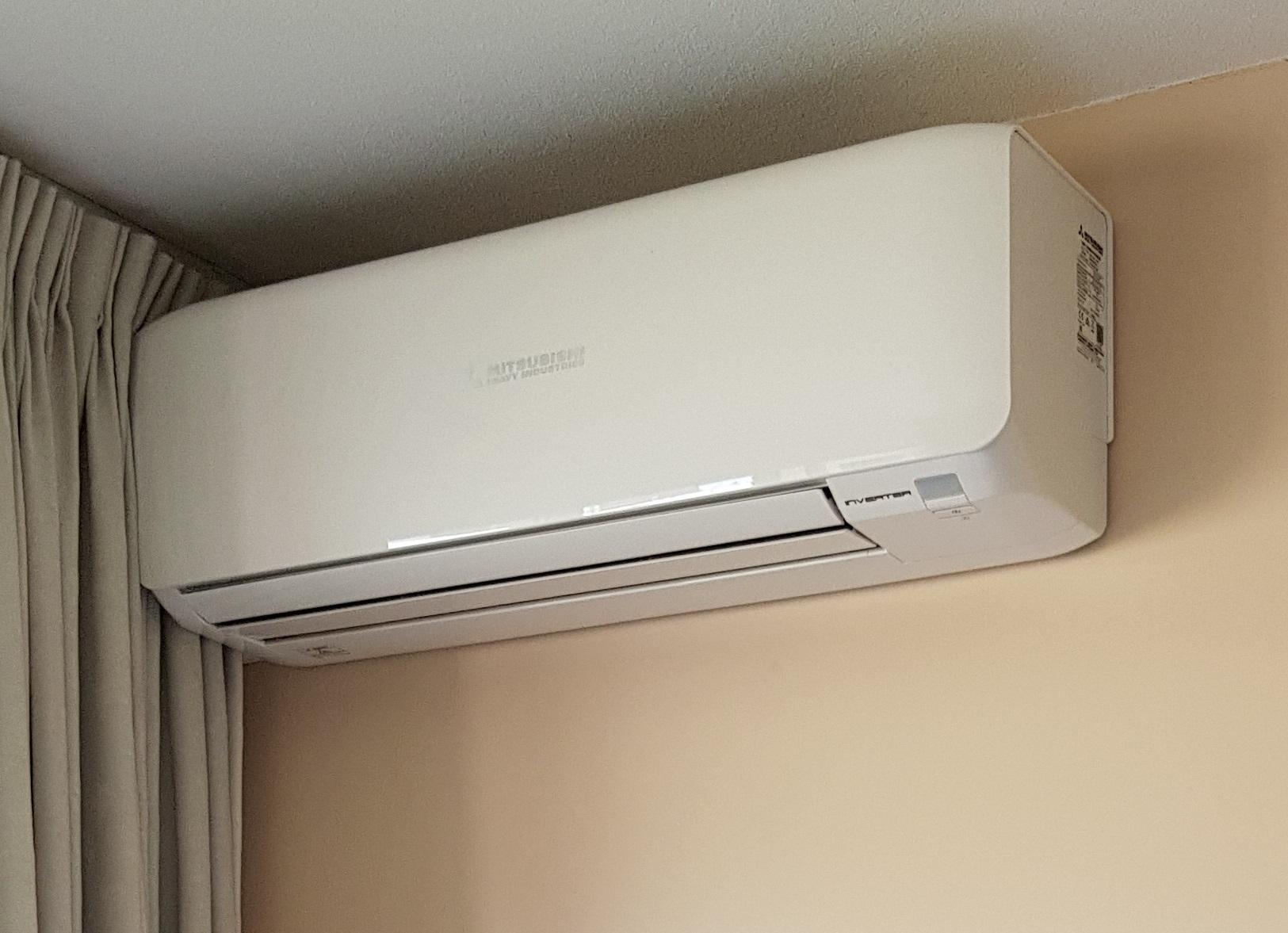 Airconditioning In Slaapkamer : Grispen techniek installaties
