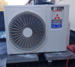 Mitsubishi airconditioning systemen